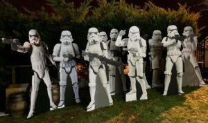 Read more about the article Star Wars at home