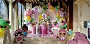 Read more about the article Déco ballons anniversaire LOL