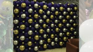 Les murs en ballons